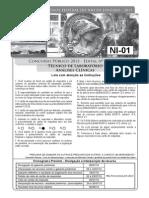 NI-01 Tec Laboratorio Analises Clinicas