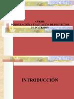 Definiciones y Conceptos Formulación de Proyectos