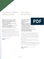 Salmon & Herbed Cream Cheese
