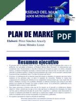 Ordinario Plan de Marketing