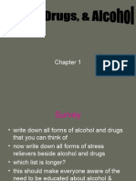 Chapter 1 - Drugs Alcohol Stressss