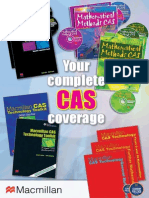 Cas-maths Brochure 2012