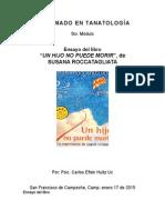 Ensayo-Libro_Un Hijo No Debe Morir