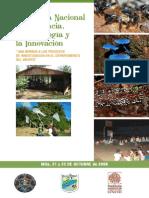 Revista Memorias Colciencias II Semana CTI Vaupés