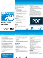 Sharing Roads and Paths Accessible Online Document 050713 FINAL