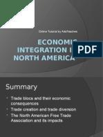 Economic Integration in North America