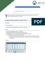 053-Database Functions-dsum Daverage Dcount