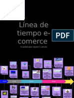Time Line E-commerce