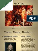 frq tips post-essay
