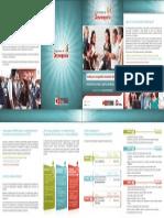 Cuadríptico Guía de Compromisos de Desempeño 2015