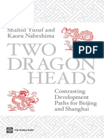 Two Dragon Heads