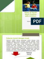 Pekerja Sosial dengan Anak dan Keluarga