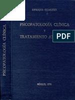 Psicopatología Clínica y Tratamiento Analítico