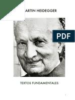 Heidegger, Martin - Textos Fundamentales