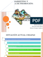 Plan de Marketing y Programa Promocional Chiapas