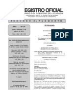 Ley Orgánica de La Función de Transparencia y Control Social