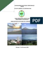 7. Caracterizaci=n Climatica de MANAGUA.doc