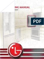 Dishwasher LDF9810ST TrainingManual