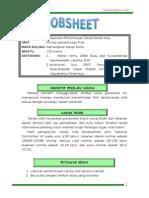 Job Sheet Ttv