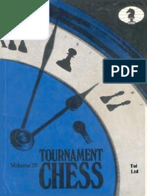 Tournament Chess - Volume 20 (Gnv64)