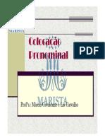 Colocação Pronominal 3
