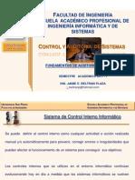 4ta Clase - Ctrl y Auditoria de Sistemas 2011-i