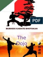 Karate Sillhuet