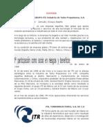 ITR Turborreactores S.A. de C.V