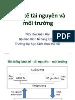 Chuong 1- Kinh Te Tai Nguyen Va Moi Truong