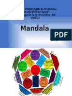 Mandala. Nathalie Guédez