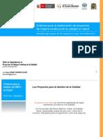 Criterios Para La Elaboracion de Pmcc