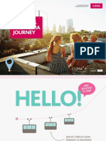 CIMA Interactive Welcome Pack Brochure v2