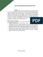 Pengertian Dan Karakteristik Rumah Panggung