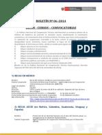 Boletin Nº 06-2014