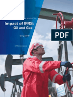 Impact of IFRS Oil and Gas