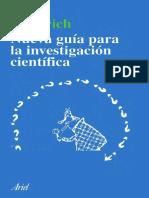 Nueva Guia Para La Investigacion Cientifica Dieterich