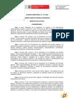 Convocatoria Publica Nacional Fondo Concurs Able 2009-2010