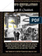 """JOSEPH'S REVELATION"" A True-life story by Joseph P. Chaddock. Read it Today — FREE!"