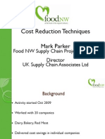 Carbon Event Food Nw Cost Reduction Techniques Part 1