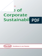 Code of Corporate Sustainability