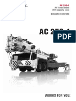 Terex Ac 250