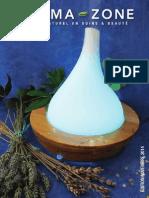 Catalogue Aromazone 2014