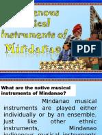 Music of Mindanao
