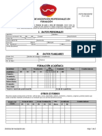 Formato Solicitud de Inscripcion Pf