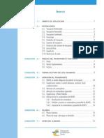 Pliego de Condiciones Generales de los contratos de Transporte de Mercancías en régimen de transporte combinado