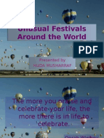 Unusual Festivals Around the World.pptx