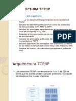 6. Arquitectura TCP IP