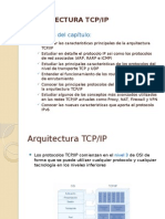6. Arquitectura TCP IP