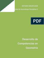 Desarrollo de Competencias en Geometría