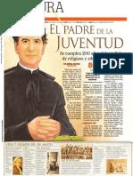 La Vida de San Juan Bosco